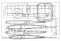 Dyna Mite model airplane plan