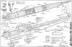 ET-20 Bob Martin 50in model airplane plan