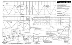 Eagle MkII model airplane plan