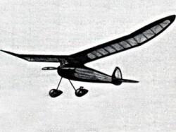 Eastern States Champion model airplane plan