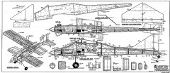 Easy 200 model airplane plan
