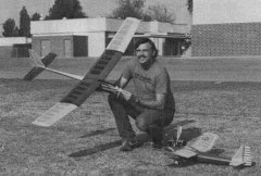 Electricus model airplane plan