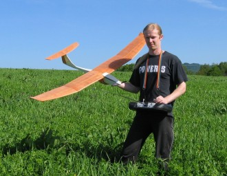Elektrolet model airplane plan
