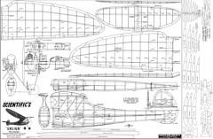 Ensign Scientific OT model airplane plan