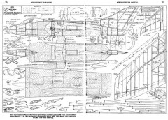 Epee 2 model airplane plan