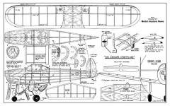 Erco Ercoupe 2 model airplane plan