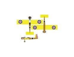 EvansVp1Volksplane-Pistachio-Arno-Diemer-vec model airplane plan