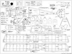 FE8-Aeromodeller-12-52 model airplane plan