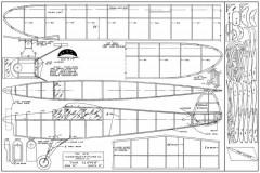 Fair Clipper 1939 model airplane plan