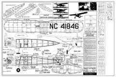 Fairchild 24 Rancher model airplane plan