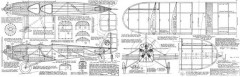 Fairchild F-21 model airplane plan