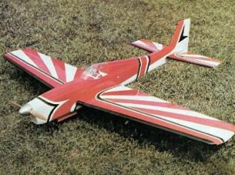 Fakir I model airplane plan
