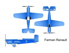 FarmanF380-Jumbo-Arno-Diemer-vec model airplane plan