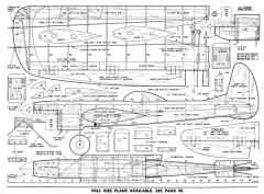 Feno model airplane plan