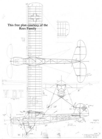Fieseler Fi 156 Storch Plans Aerofred Download Free