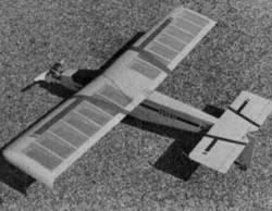 Findragger model airplane plan