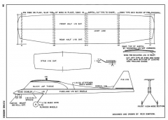 Fire Fly-FM-08-68 model airplane plan