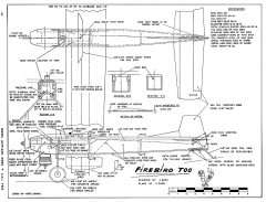 Firebird Too MAN-06-62 model airplane plan