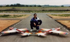 Fivol model airplane plan