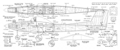 Flattop Stormer-AM-05-62 model airplane plan