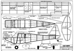 FleetCanuck model airplane plan