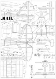 Flybaby model airplane plan