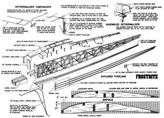 Frostbite model airplane plan