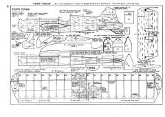 Frosty Punkin model airplane plan