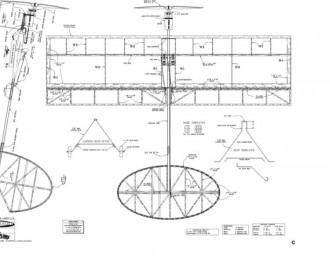 Fundango model airplane plan