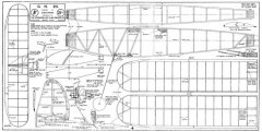 GH 20 2 model airplane plan