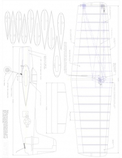 GUARDN93 Model 1 model airplane plan