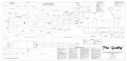 Gadfly model airplane plan