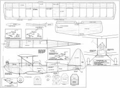 GallopingJohn model airplane plan