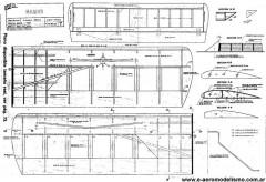 Garti 1 model airplane plan