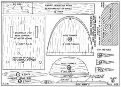 Gas Camera Model Pt1 p3 model airplane plan