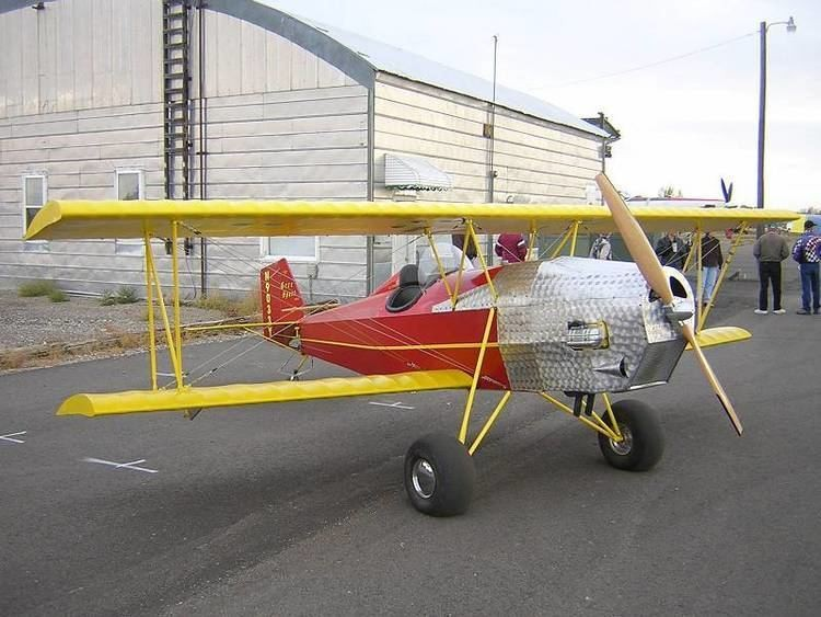 Sport Gere model airplane plan