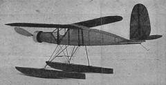 Goes Aquatic model airplane plan