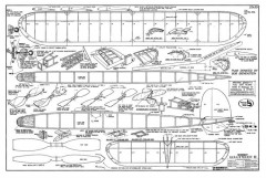 Gollywock AT 1944 model airplane plan