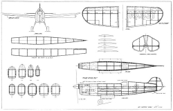Goon model airplane plan