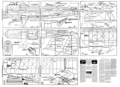 Great-Lakes-Trainer model airplane plan
