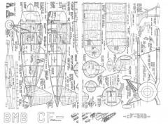 Gregor model airplane plan