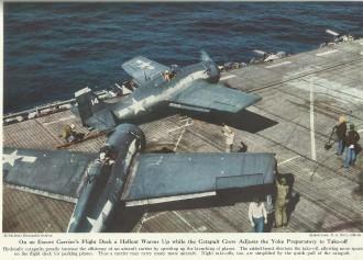 F6F-5 Grumman Hellcat (Real Plane) model airplane plan