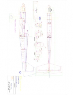 Guardian 46 1 Model 1 model airplane plan