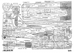 Guardian CL MAN-1957 model airplane plan