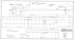 HI TEE MK14 model airplane plan