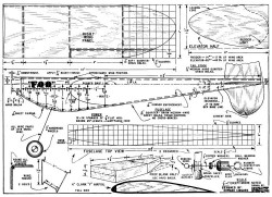 HIgh Performance Flyabout p1 model airplane plan