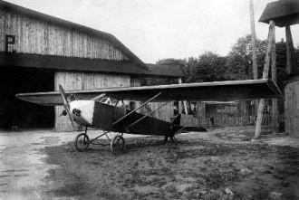 HL 2 model airplane plan