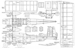 Half-A-Wild-Deuce-AM-11-65 model airplane plan