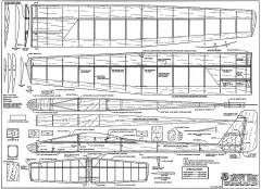 Happy Face-RCM-09-76 659 model airplane plan