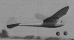 Hayseed C model airplane plan